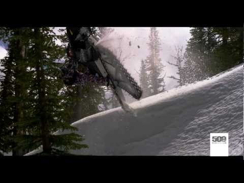 509 FILMS Volume 7 Snowmobile Teaser