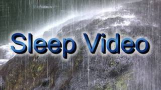 """Heavy Rain Sounds""60mins Meditation and Sleep Video"
