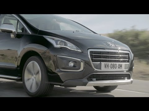 A new journey aboard the Peugeot 3008 and 5008