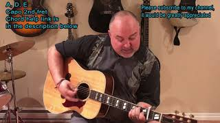 How To Play Hold My Hand Hootie And The Blowfish Easy 3 Chord Tune