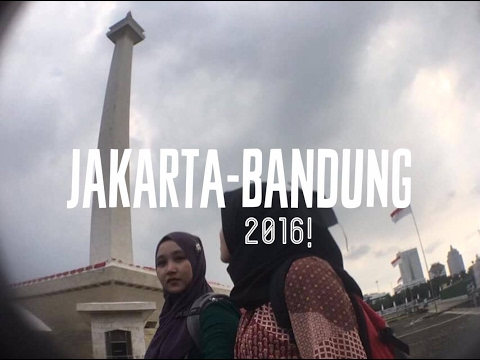Jual travel from bandung to jakarta