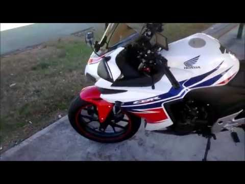 Honda CBR500R Review. Mods & everything you need to know