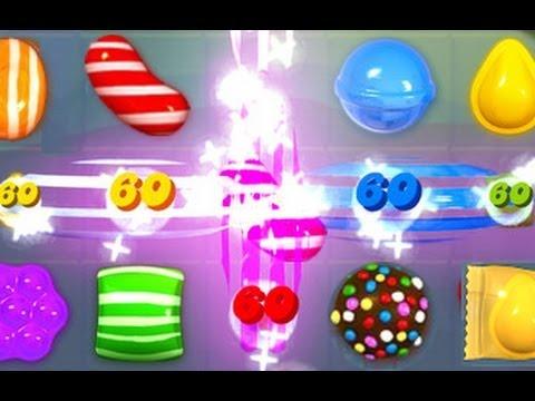 Candy Crush Saga Color Bombs