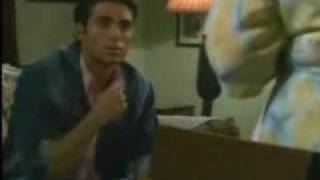 Alejandro y miranda en la cocina