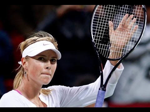 Maria Sharapova Vs Caroline Wozniacki Doha 2008 Highlights
