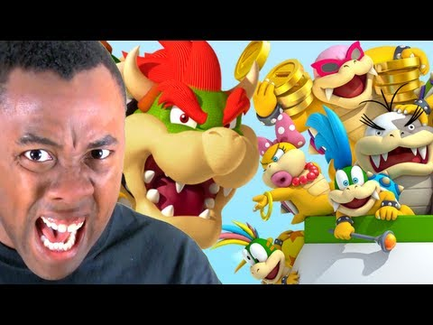 Rants - KOOPALINGS NOT BOWSER'S KIDS???
