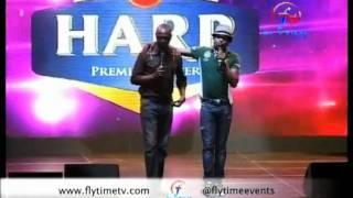 Rhythm Unplugged Comedy Concert 2011 featuring IK & Basketmouth