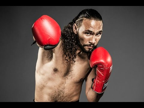 KEITH THURMAN EXPLAINS WHY HE'S GUNNING FOR DANNY GARCIA; SAYS FATHER/SON COMBINATION IS PET PEEVE