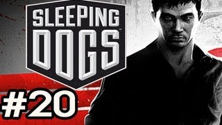 Sleeping Dogs Walkthrough w/Nova Ep.20: GETTING IN DEEP
