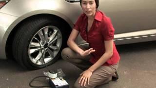 Kia Tire Mobility Kit