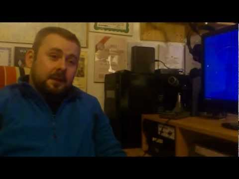 VLOG before the CQWW SSB 2012 Contest (Amateur Radio - SQ5EBM/SN5V)