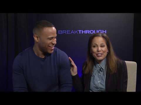 Breakthrough   Roxann Dawson & DeVon Franklin