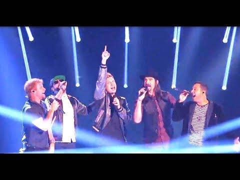 Backstreet Boys - Everybody Backstreets Back  Boyband Finale