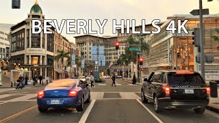 download lagu Driving Downtown - Rodeo Drive 4k - Beverly Hills gratis