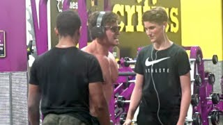 GETTING KICKED OUT OF PLANET FITNESS PT 2
