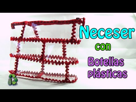28. RECICLAJE DE BOTELLAS DE PLÁSTICO ( NECESER)- DIY CONTAINER Music Videos