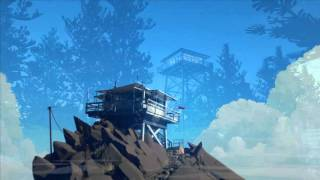 Firewatch OST - Boombox Song