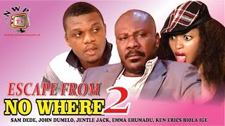 Escape from No Where Nigerian Movie [Part 2]