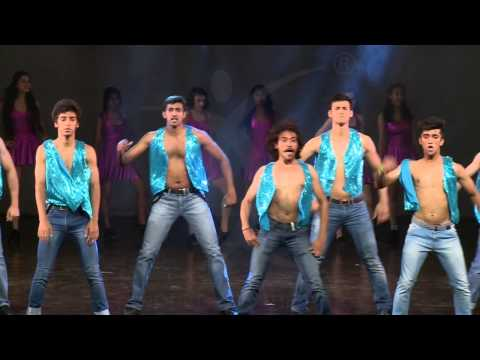 India Dans Theater - Bollywood (jumme Ki Raat) video