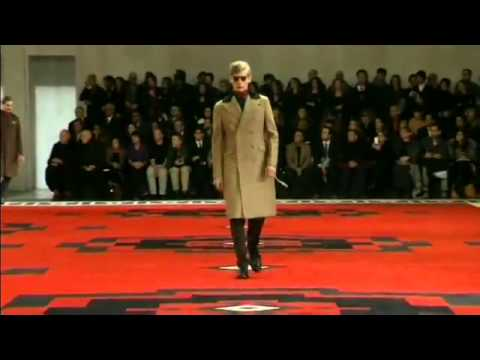 Prada Menswear Fall 2012/13 Full Fashion Show