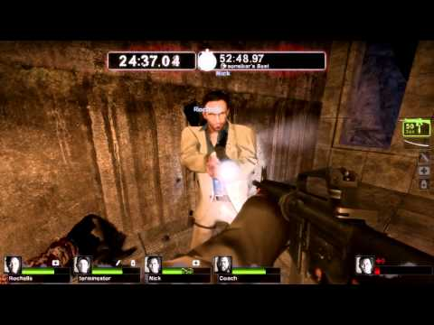 Left 4 Dead 2: Helm's Deep to the End (part 2/2)