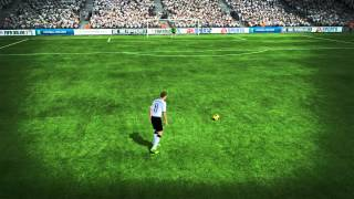 Series Free Kicks Fifa Online 3 || No14. SG8 - UFO Kick 35m