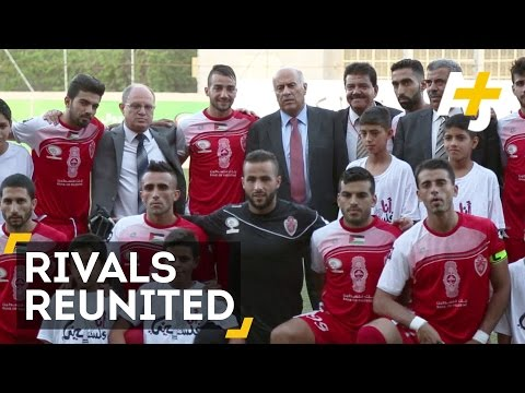 Palestine Cup Final: Gaza Soccer Club Allowed Into West Bank For First Time Since Blockade