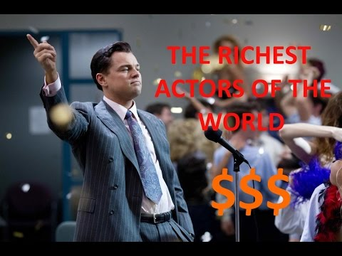 Top 5 Richest Actors of the World 2016