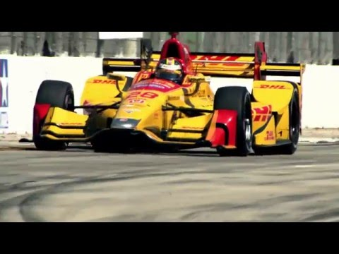 Team Behind the Dream: Ryan Hunter-Reay