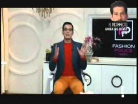 Fashion Police Mexico 2 - Angie Tadei - 7 Octubre 2014