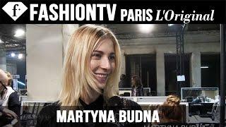 Martyna Budna: My Life Story | Model Talk | FashionTV