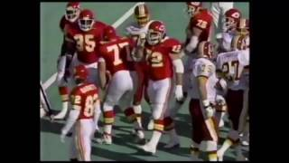 1992 NFL Redskins at Chiefs
