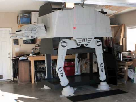 Three-Level Imperial Walker Bunk Bed