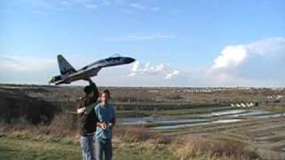 Bob's Su-35 Flanker - Maiden Flight
