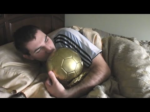 Cristiano Ronaldo vs. Messi - Ballon d'OR 2012 | In Real Life!