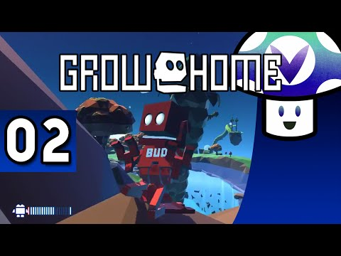 [Vinesauce] Vinny - Grow Home (part 2)