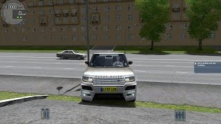 City Car Driving | 1.4.1 | Range Rover Startech |