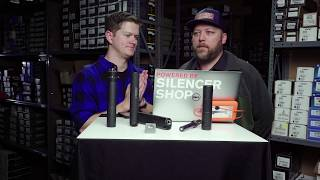 Instagram LIVE Episode 11: Silencer Shop Answers Your Questions