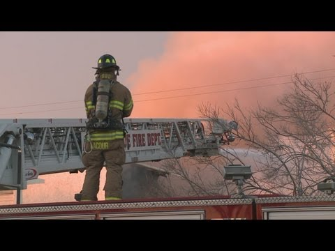Firefighters' lawsuit now in federal court