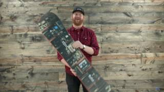 2017 Burton Blunt Wide Snowboard Review - The-House.com