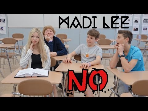 NO - Meghan Trainor (Madi Lee Official Music Video Cover)