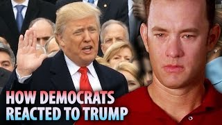 Tom Hanks Reacts President Trump S Inauguration VideoMp4Mp3.Com
