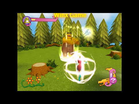 Winx Club PC Game - Gardenia
