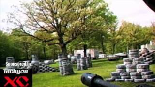 GBM- Fort Knox Paintball Scenario. Zombie Apocalypse 3. Tachyon XC Camera.