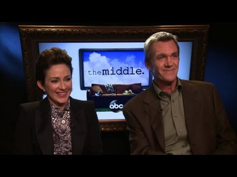 The Middle's Patricia Heaton and Neil Flynn Talk