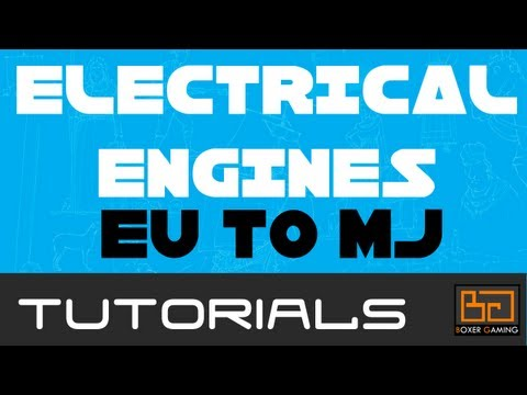 Technic Tutorial: Converting EU to MJ [How To]