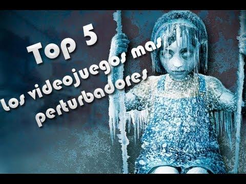 Top 5 - Los videojuegos mas perturbadores