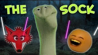 Annoying Orange - The Sock (Parody)