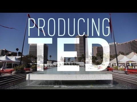 Producing TED