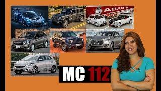 Cresce Mercado de Automóveis - MC 112, por Camila Camanzi